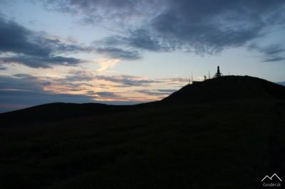 Krížna, 1 574 m n.m.