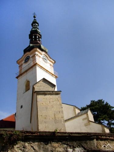 Bradlo - Beckov