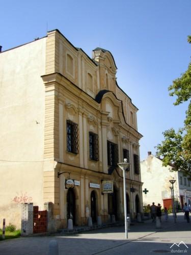 Nové Mesto nad Váhom - Podjavorinské múzeum