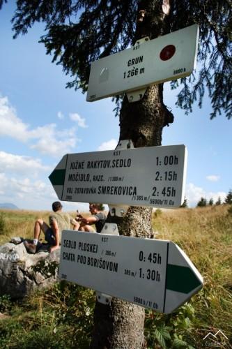 Grúň, 1 266 m n.m.