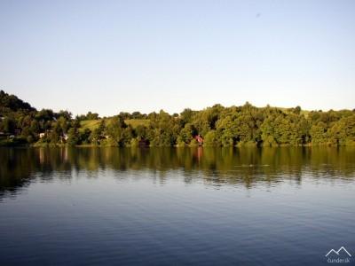 Richňavské jazerá