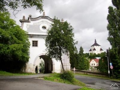 Piargska brána v Banskej Štiavnici