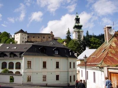 Žarnovica - Banská Štiavnica
