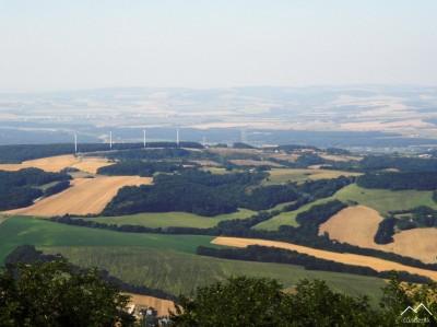 Rozbehy - veterná elektráreň