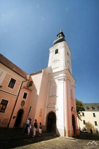 Kláštor františkánov s kostolom svätého Petra a Pavla - Nitra